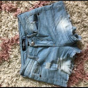 April Jean shorts